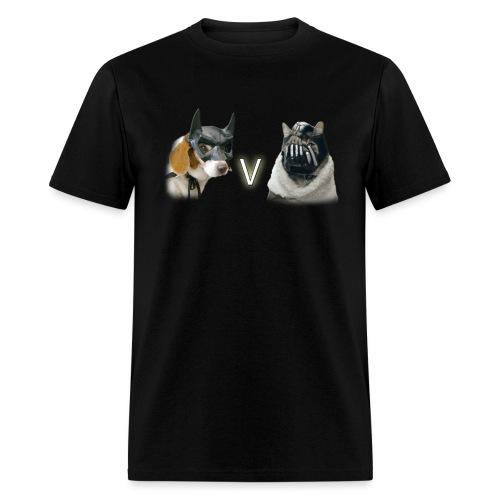 v png - Men's T-Shirt