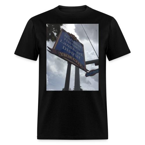 Ybor City NHLD - Men's T-Shirt