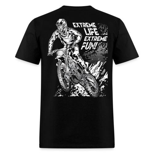 Motocross Extreme Fun - Men's T-Shirt