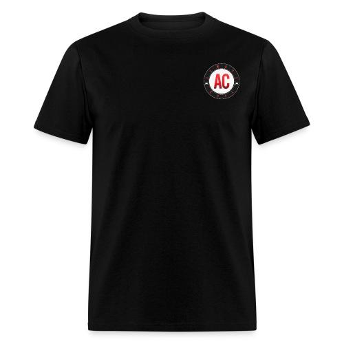 always chel logo - Men's T-Shirt