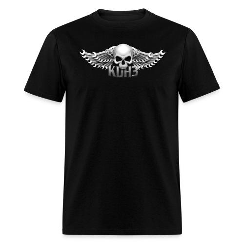 KDH3 Skull & Wings - Men's T-Shirt