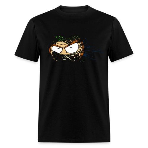 Leperchaun Splatter - Men's T-Shirt