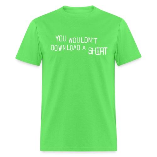hnloz vectorized - Men's T-Shirt