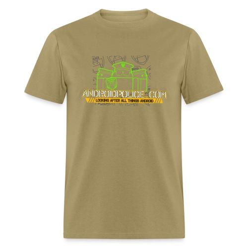 w jack Design 6 - Men's T-Shirt