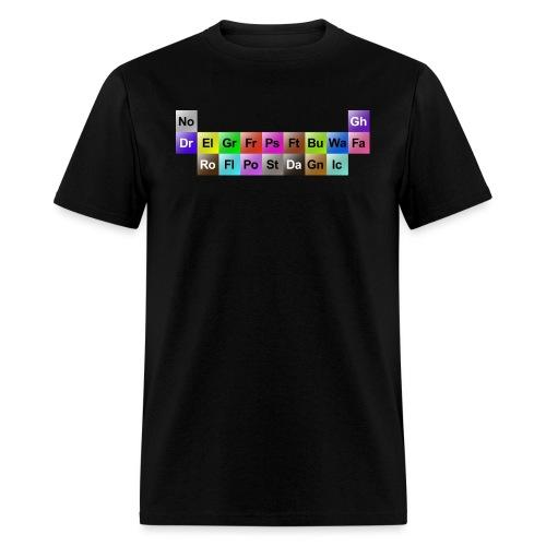 Periodic Types Shirt - Men's T-Shirt