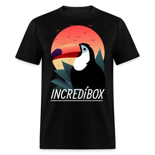 visu-toucan - Men's T-Shirt