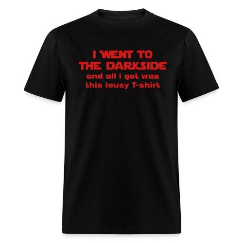lousy tshirt - Men's T-Shirt