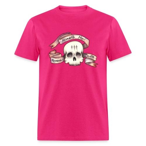 Momento Mori - Remember Death - Men's T-Shirt