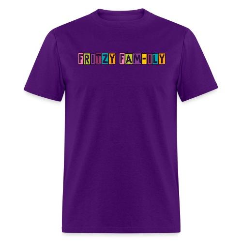 Fritzy FAM-ily Block Party - Men's T-Shirt