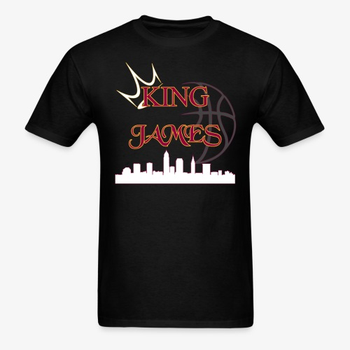 king james - Men's T-Shirt