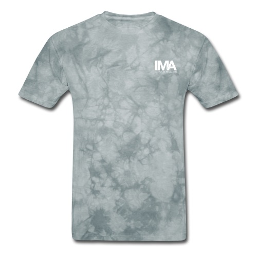 Copy of School of Image Arts Logos White png - Men's T-Shirt