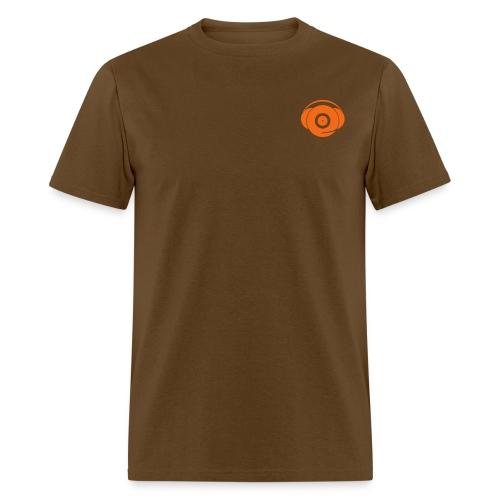 design big lone tribalmixes logo - Men's T-Shirt