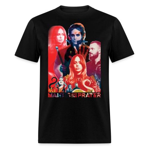 Mantis and the Prayer- Magick Image - Men's T-Shirt