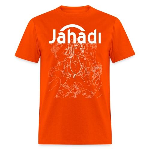 HADIBITCHESWHITE - Men's T-Shirt