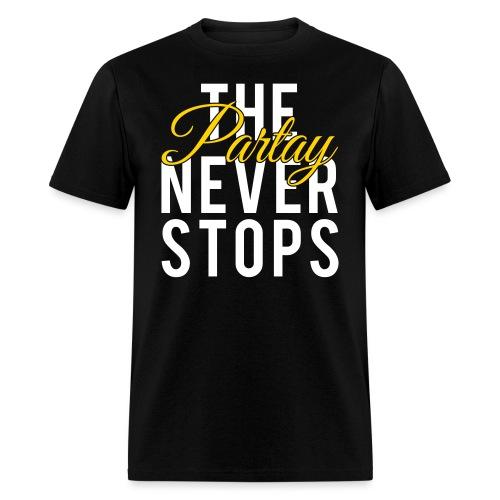 6_v - Men's T-Shirt