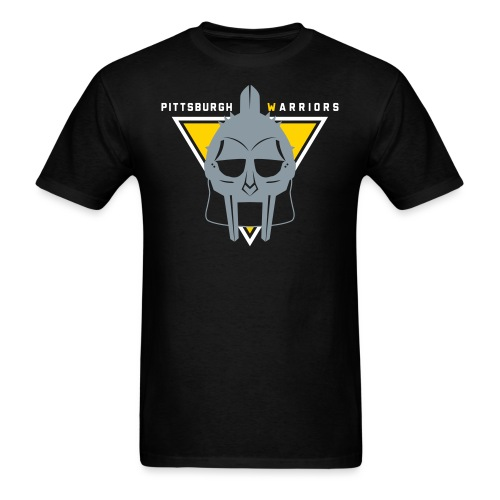 pgh_warriors - Men's T-Shirt