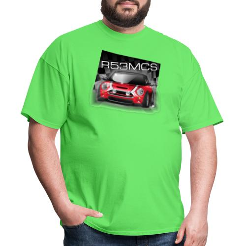 R53MCS_RED - Men's T-Shirt