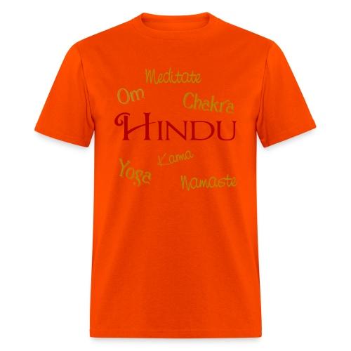 It's all Hindu - Men's T-Shirt