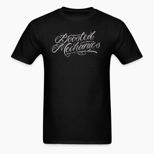Boosted Right - Men's T-Shirt
