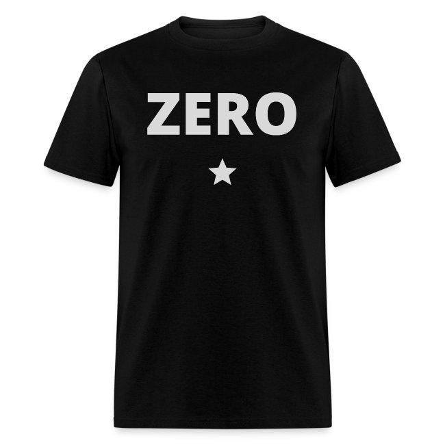 ZERO STAR (light grey)