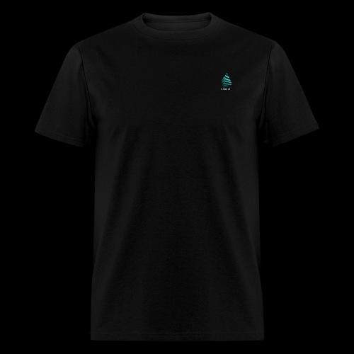 1 and 0 logo design - Men's T-Shirt