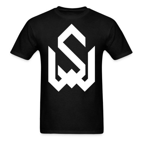 Final Logo Slim White png - Men's T-Shirt