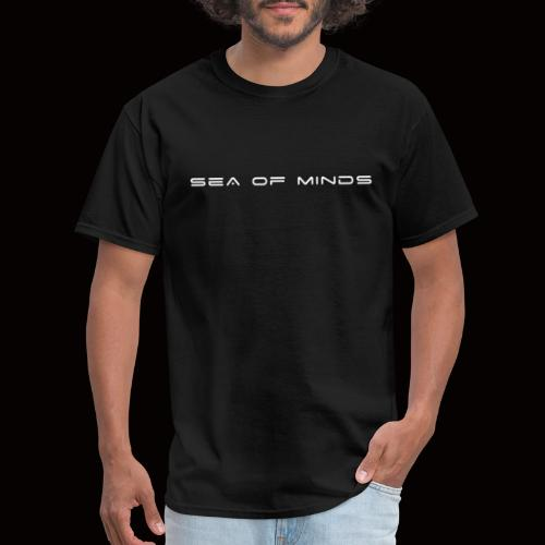 Sea of Minds blanc - Men's T-Shirt