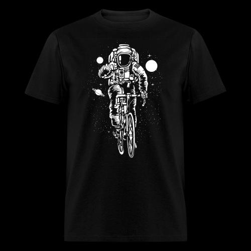 Space Cyclist - Men's T-Shirt