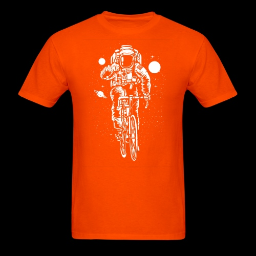 Space Cyclist - Men's T-Shirt