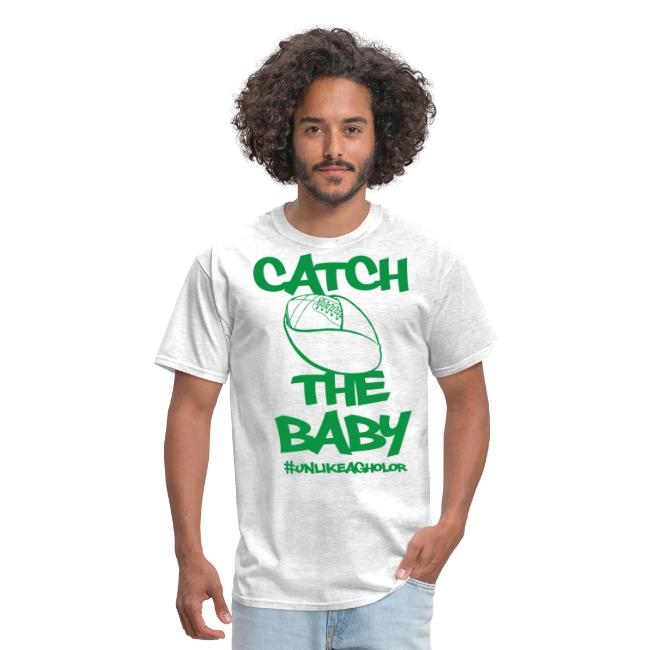 Catch The Baby #UnlikeAgholor Green