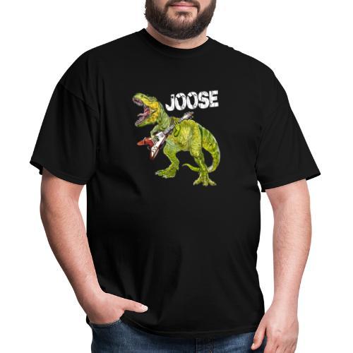 JOOSE T Rex white - Men's T-Shirt