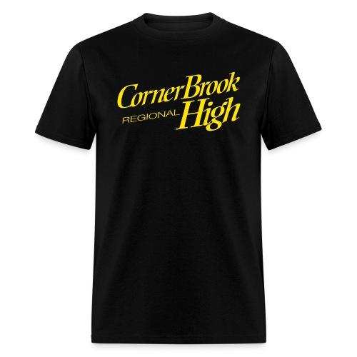 CBRH Simple Gold - Men's T-Shirt