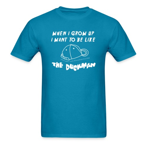 When I Grow Up - Men's T-Shirt