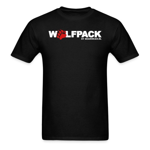 wolfpackfront - Men's T-Shirt