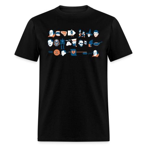 3monologue - Men's T-Shirt
