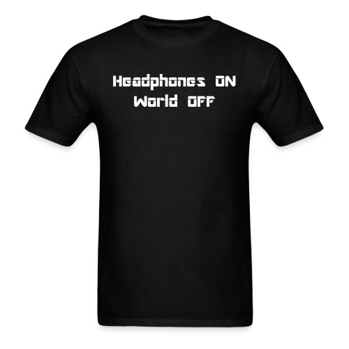 world - Men's T-Shirt