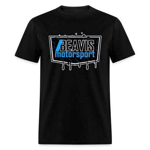 BEAVIS Motorsport Badge Logo - Men's T-Shirt