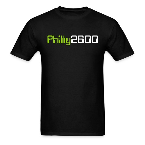 philly2600 png - Men's T-Shirt