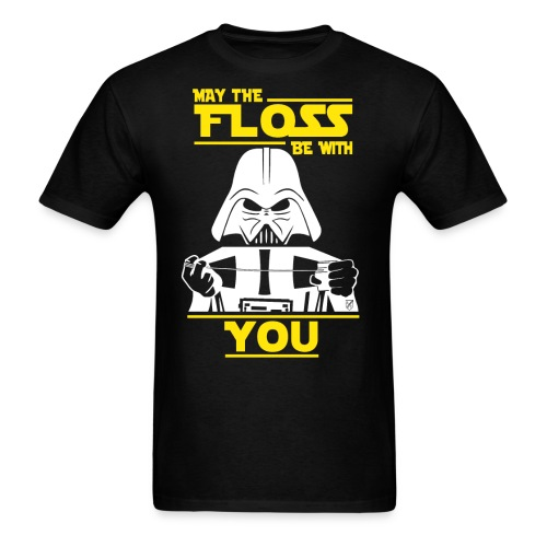 May the floss png - Men's T-Shirt