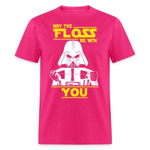 May the floss png - Men's T-Shirt