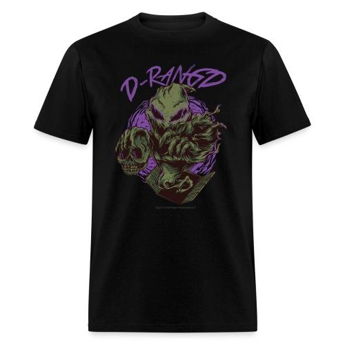 D-RaNGD Voodoo Ghost Logo - Men's T-Shirt