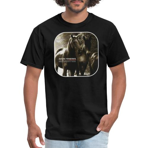 kt don't breathe a word shirt - Men's T-Shirt