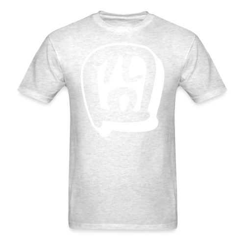 gwing white - Men's T-Shirt