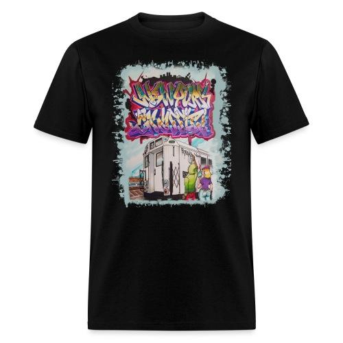 STEM - Design for NYG - Men's T-Shirt