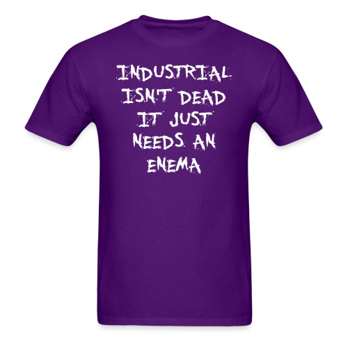 Indeadstrial - Men's T-Shirt