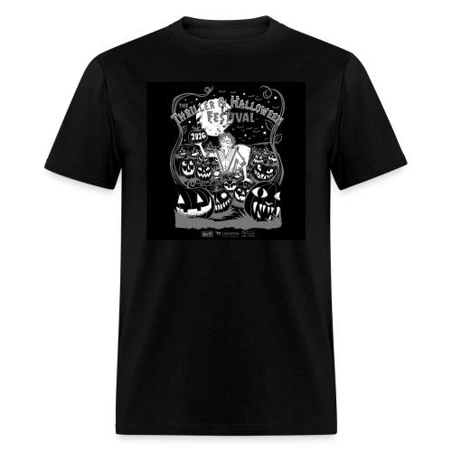 Thriller 2016 Lexington Halloween Parade - Men's T-Shirt