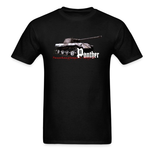 Panther clean png - Men's T-Shirt