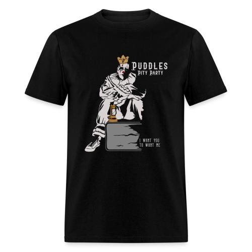 puddles - Men's T-Shirt