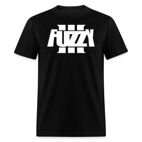 fuzzy arma3 logo white png - Men's T-Shirt