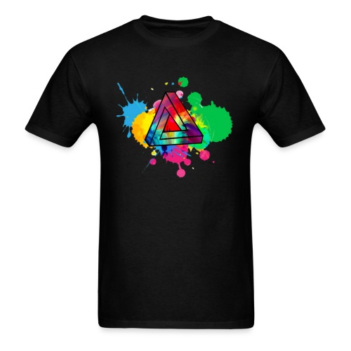 PAINT SPLASH - Men's T-Shirt
